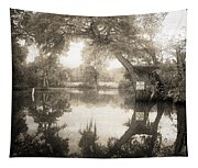Peaceful Evening Tapestry