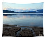 Peaceful Priest Lake Tapestry