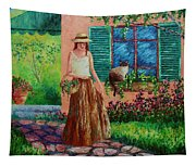 Peaceful Thoughts Tapestry