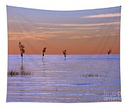 Peaceful View Tapestry
