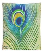 Peacock Feathers-jp3609 Tapestry