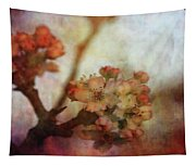 Pear Blossom Sunset 8930 Idp_2 Tapestry