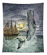 Pehe Nu-e: Moby Dick Tapestry