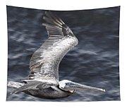 Pelican Flight Tapestry