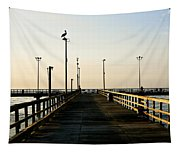 Pelican Morning Tapestry
