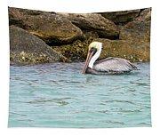 Pelican Trolling Tapestry