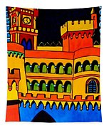 Pena Palace Portugal Tapestry