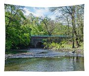 Pennypack Creek Bridge Built 1697 Tapestry