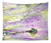 Penon De Ifach In Calpe 02 Tapestry