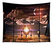 Penquin Magic Tapestry