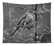 Pensive Rest Tapestry