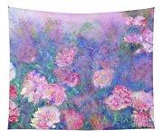 Peonies Tapestry