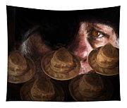 People In The Box Tapestry