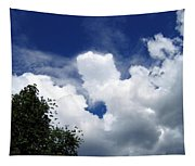 People In The Clouds Tapestry