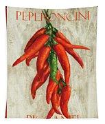 Peperoncini Piccanti Tapestry