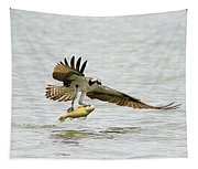 Perch On The Run 2 Tapestry