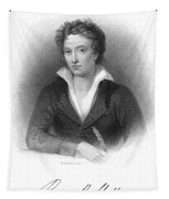 Percy Shelley (1792-1822) Tapestry