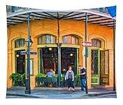 Pere Antoine Restaurant - Paint Tapestry