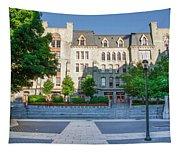 Perelman Quadrangle - University Of Pennsylvania Tapestry