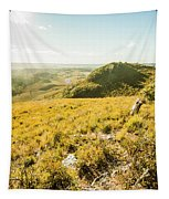 Picture Perfect Pastures Tapestry