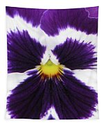Perfectly Pansy 01 Tapestry