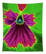 Perfectly Pansy 04 - Photopower Tapestry
