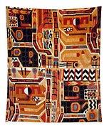 Peru: Tunic Fragment Tapestry