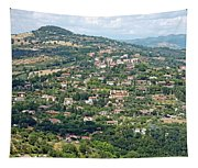 Perugia Countryside Tapestry