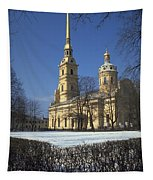 Peter And Paul Cathedral Tapestry