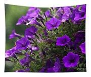 Petunias 2 Tapestry