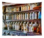 Pharmacy - Pick And Elixir Tapestry