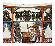 Pharmacy: Arabic Ms Tapestry