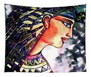 Pharoah Of Egypt Tapestry
