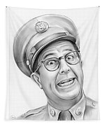 Phil Silvers Tapestry