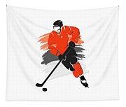 Philadelphia Flyers Player Shirt Tapestry