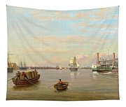 Philadelphia Harbor Tapestry