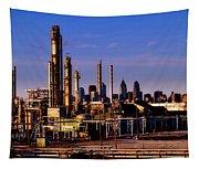 Philadelphia Oil Refinery  Tapestry