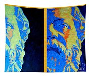 Philosopher - Socrates 2 Tapestry