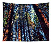 Phil's Trees Tapestry