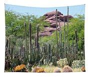 Phoenix Botanical Garden Tapestry