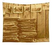 Photographic Memories Tapestry
