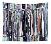 Piano Keys Abstract Tapestry