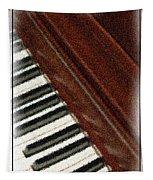 Piano Keys Tapestry