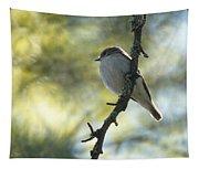 Pied Flycatcher 1 Tapestry
