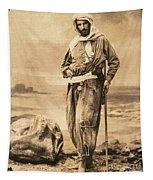 Pierre Savorgnan De Brazza Tapestry