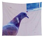 Pigeon  Tapestry