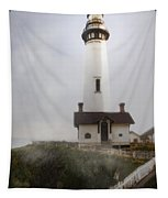 Pigeon  Point Lighthouse Tapestry
