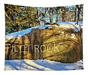 Pilot Rock Iowa Tapestry
