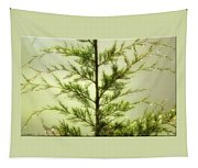 Pine Shower Tapestry