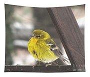 Pine Warbler Tapestry
